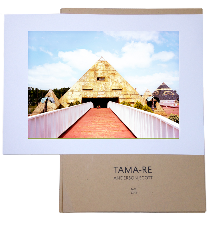 Tama-Re  Anderson Scott $850.00