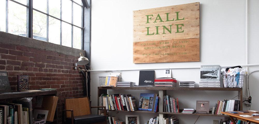 FALL LINE READING ROOM