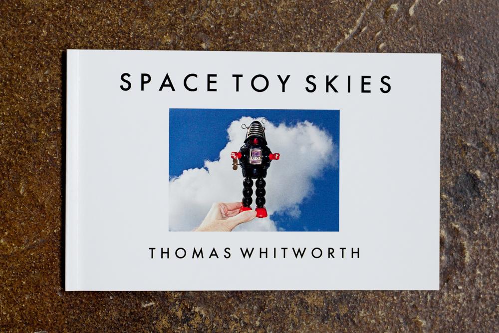 Space Toy Skies  Thomas Whitworth $10.00