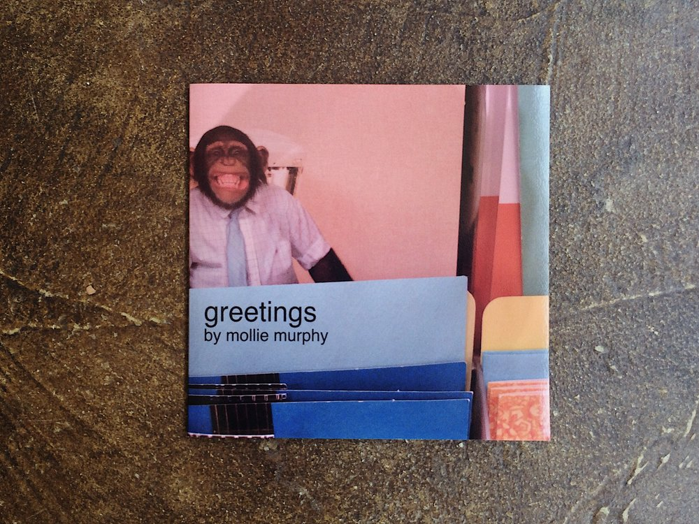 Greetings  Mollie Murphy $20.00