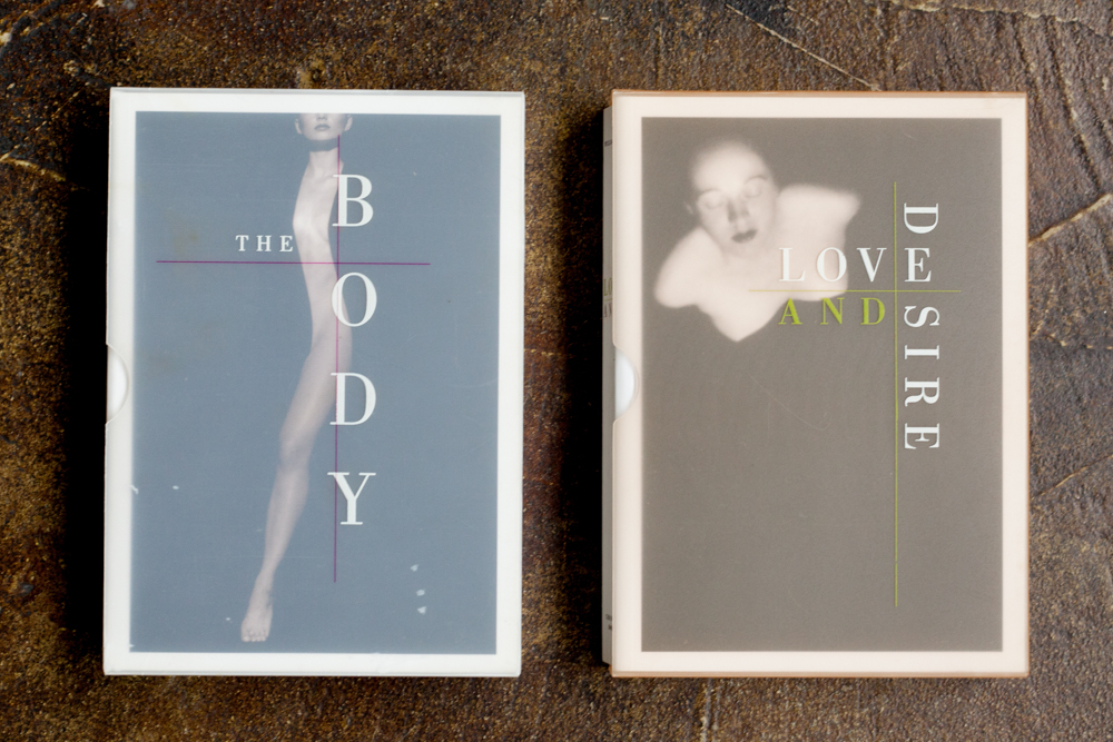 William A. Ewing Set: The Body + Love and Desire  William A. Ewing $50.00