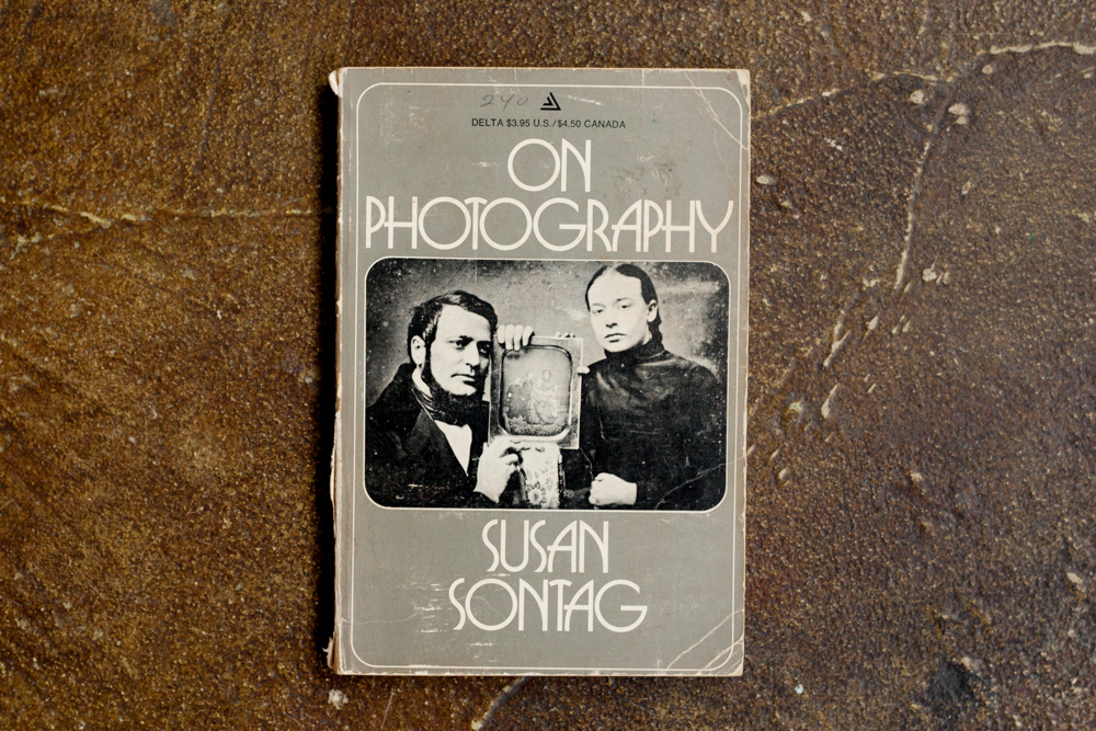 - On PhotographySusan Sontag$5