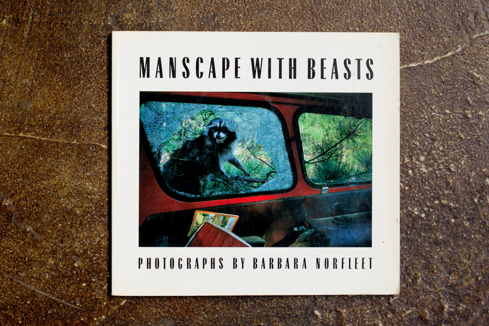 Manscape with Beasts Barbara Norfleet $8.00