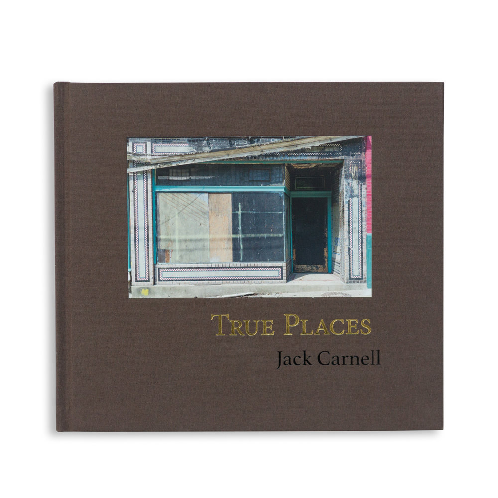 True Places Jack Carnell $60