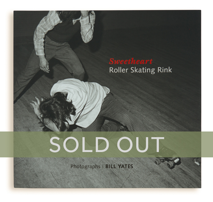 Sweetheart Roller Skating Rink Bill Yates ** Limited edition book and print still available **