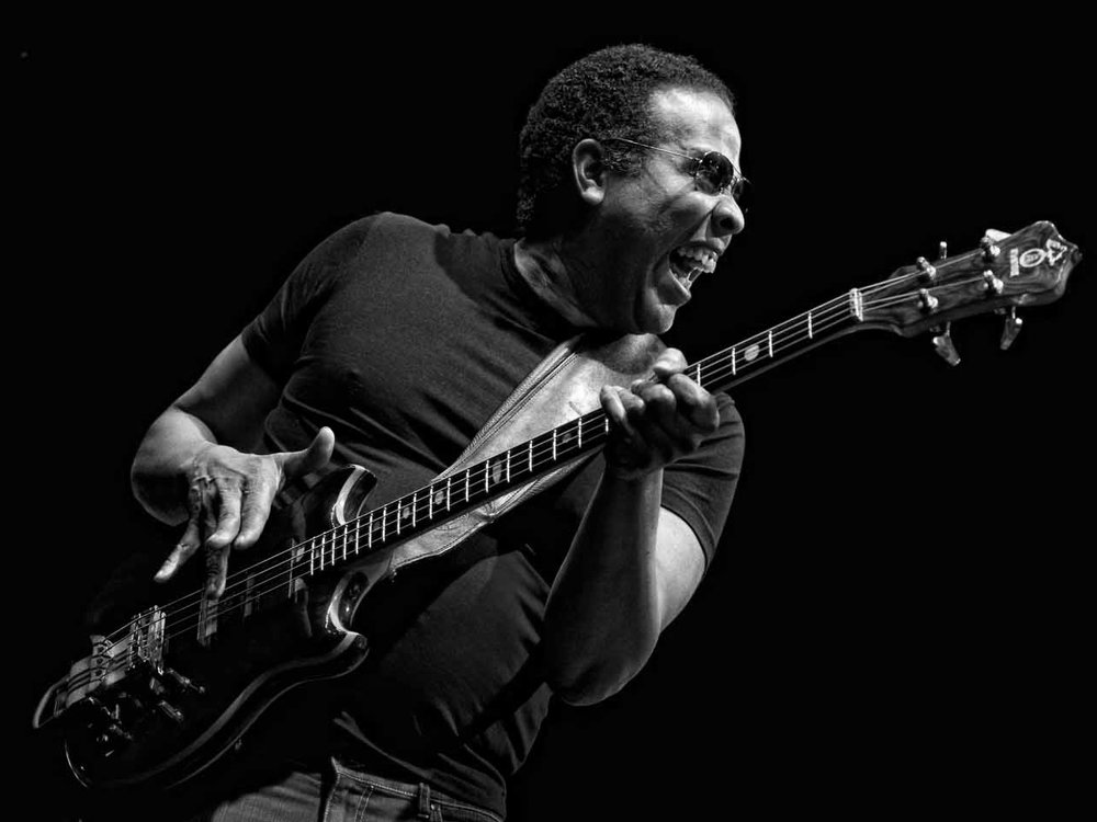 Stanley Clarke  by Julie Yarbrough