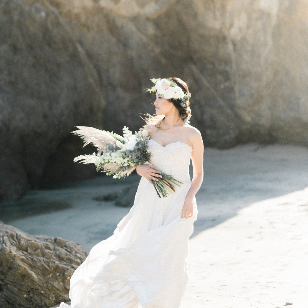CALIFORNIA COAST STYLED SHOOT