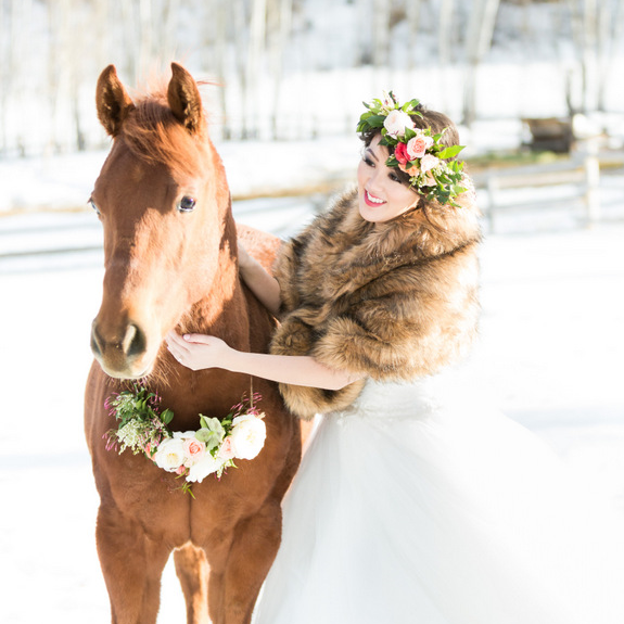 COZY WINTER STYLED SHOOT, PARK CITY, UTAH