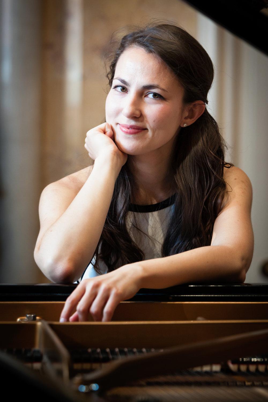 Aliya Akbergenova, Ukraine