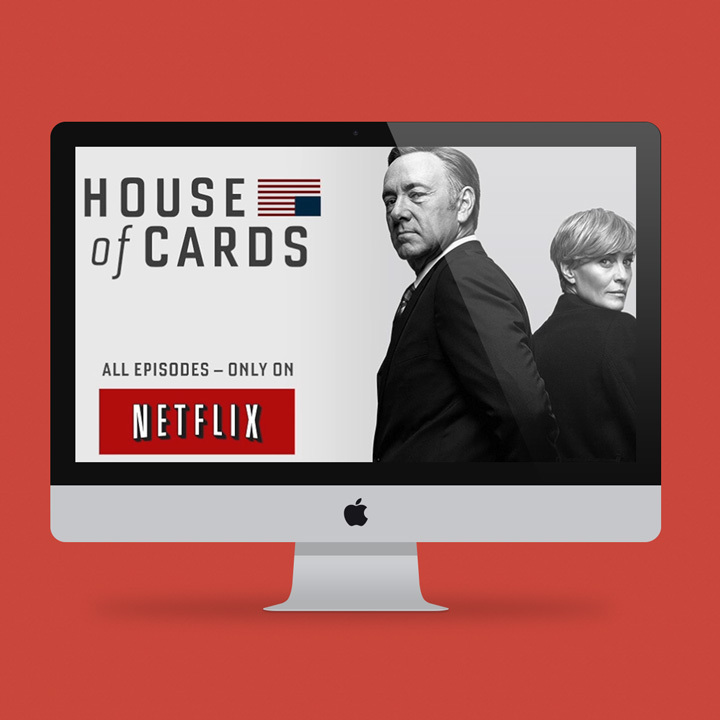 Netflix: House of Cards   Takeover