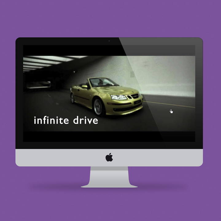 Saab: Infinite Drive   Cannes Gold
