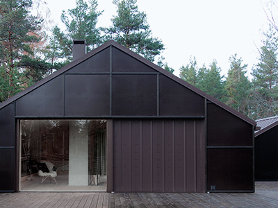 Private Residence Norrtälje, Sweden Project Duration: Completed 2013 Gross Internal Area: 60 m2 More