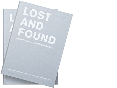 Lost and Found Copenhagen, Denmark Project Duration: Completed 2013 Graphic Design More