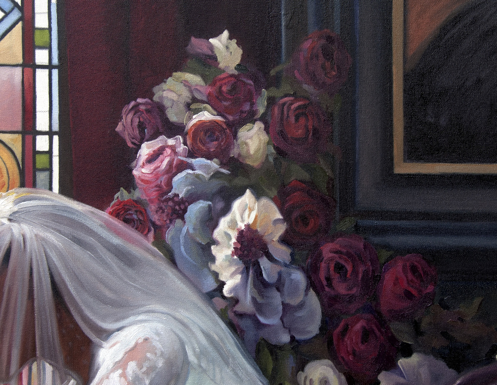 Miss Havisham - Detail