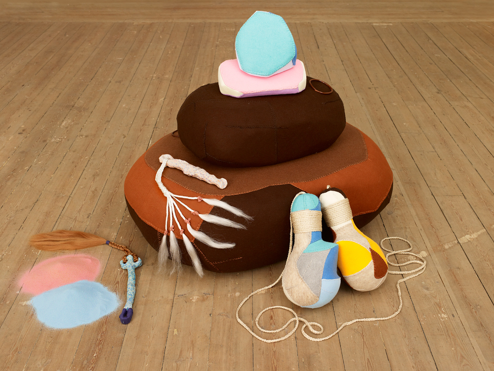 Jonathan Baldock, A Game of Prediction, 2013, 