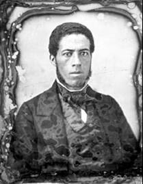 John Mercer Langston, 1849 Oberlin College Archives