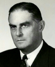 William E. Stevenson President of Oberlin College (1946-1959)