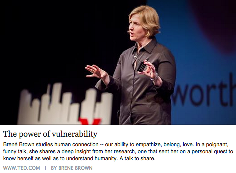 TED Talk #1