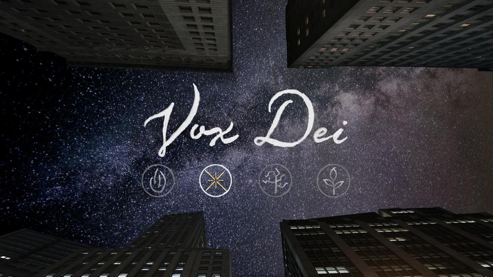 Vox Dei 1/04/15- 2/15/15