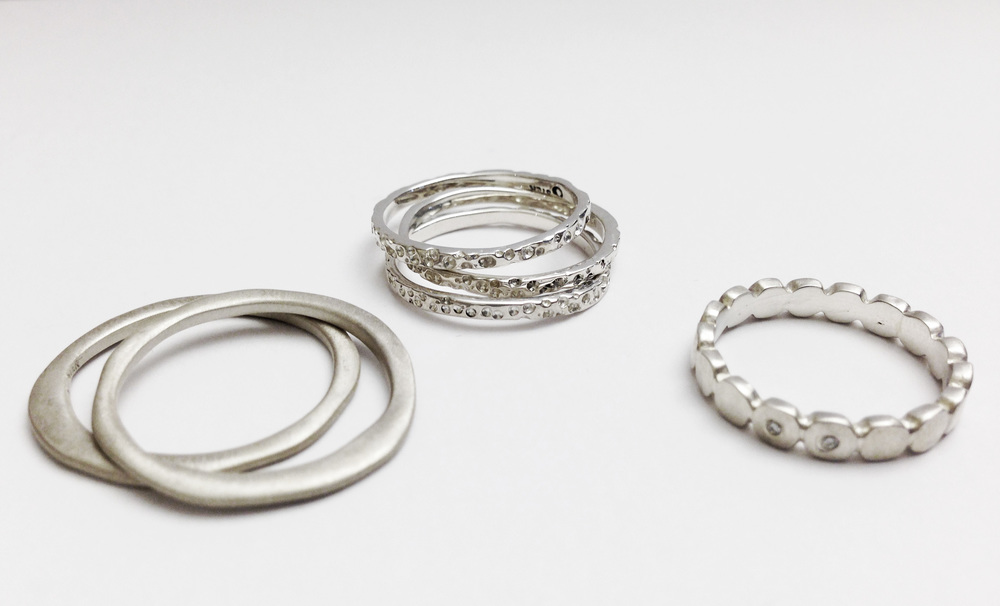Stacking rings by Caelen Ellis (Fluid)