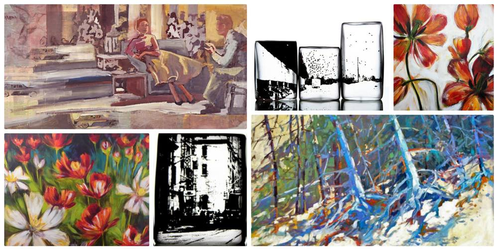 Flavours of february ottawa art and framing wall space gallery solutioingenieria Gallery