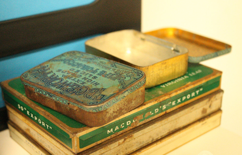 Antique Tins