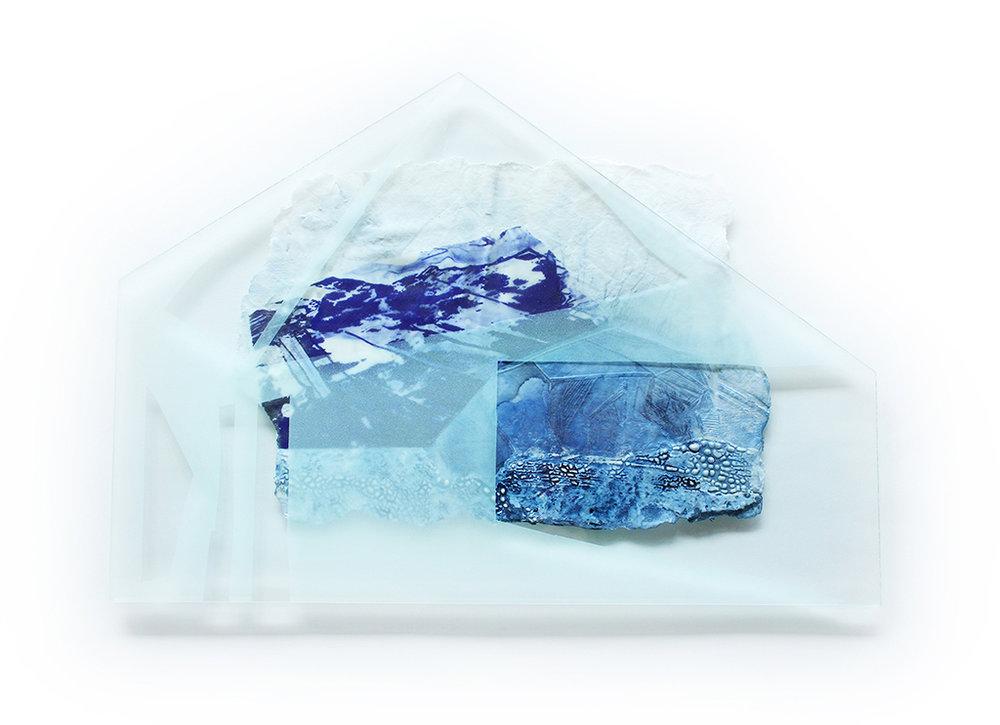 Marianne Chenard,  Ice Form II