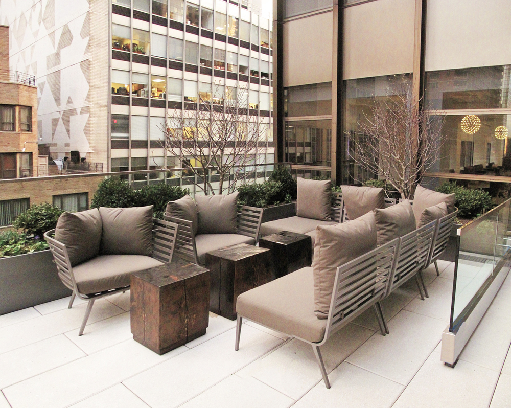 Garden design NYC