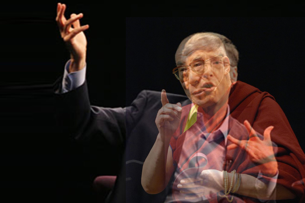Mergers and Acquisitions #9 DALAILAMA&GATES_18x12.jpg