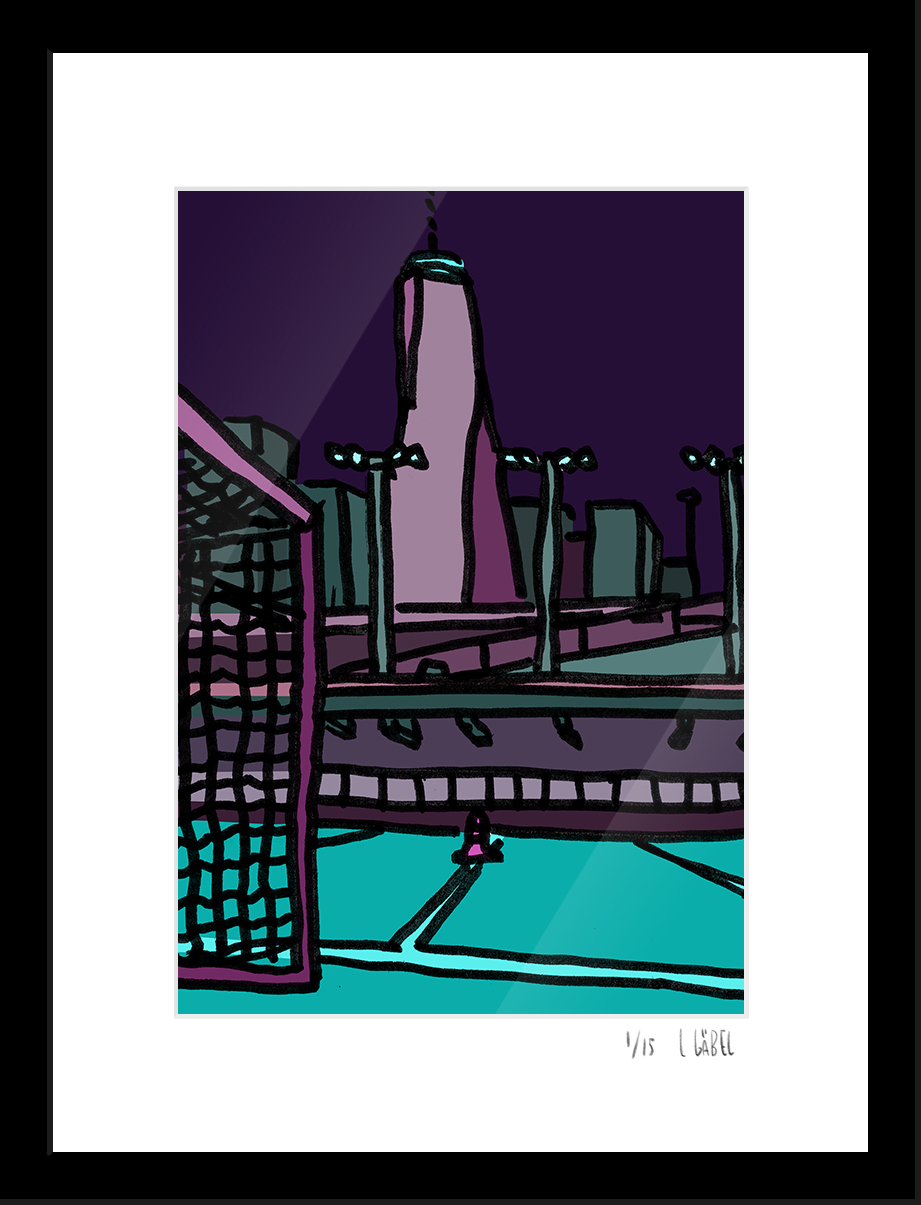 Pier 40 - limited to 15 prints only - €150
