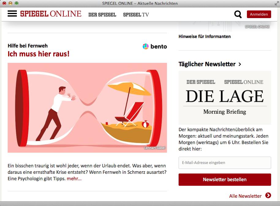 spiegel online aktuell