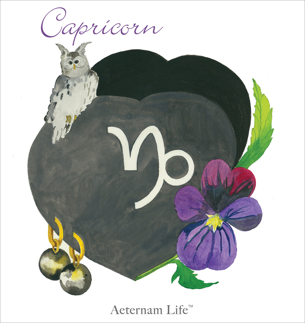 Capricorn | T-shirt   Buy it from   Zazzle.com