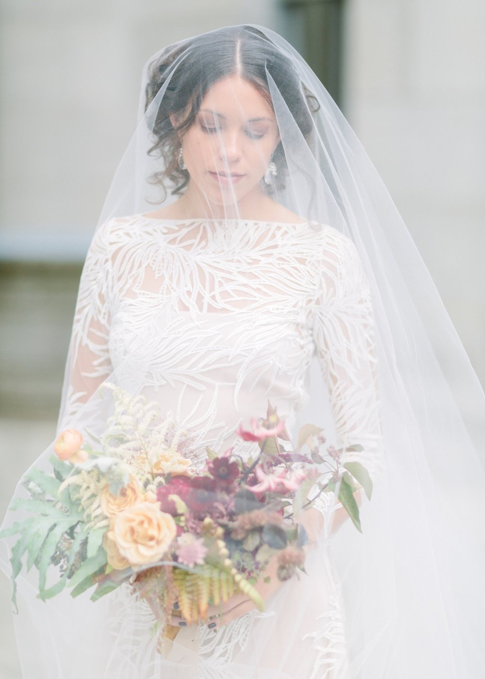 Mint Photoshoot - Photographer /// Larissa ClevelandPublished: Today's Bride, print version and Green Wedding Shoes