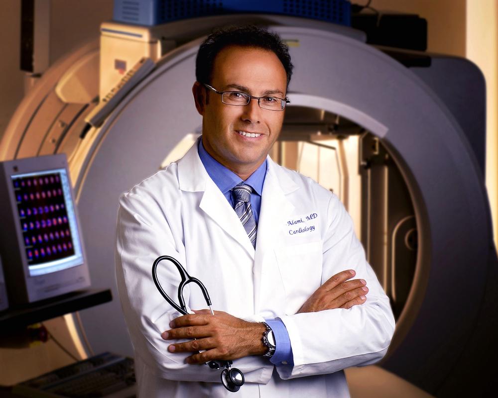 Waleed Alami, MD, Cardiologist