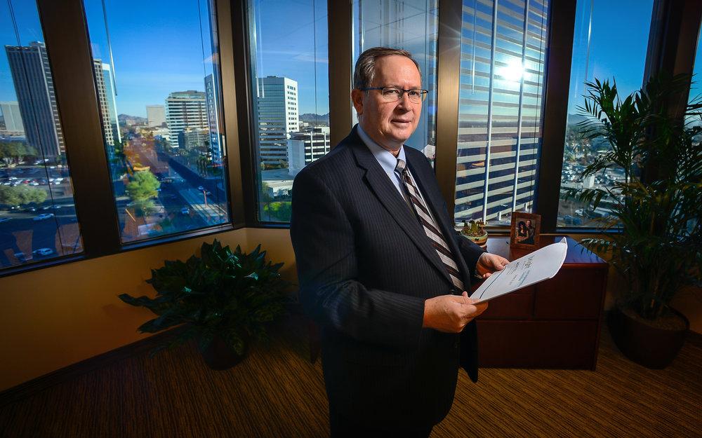 Dr David Hanekom, CEO, AZ Care Network