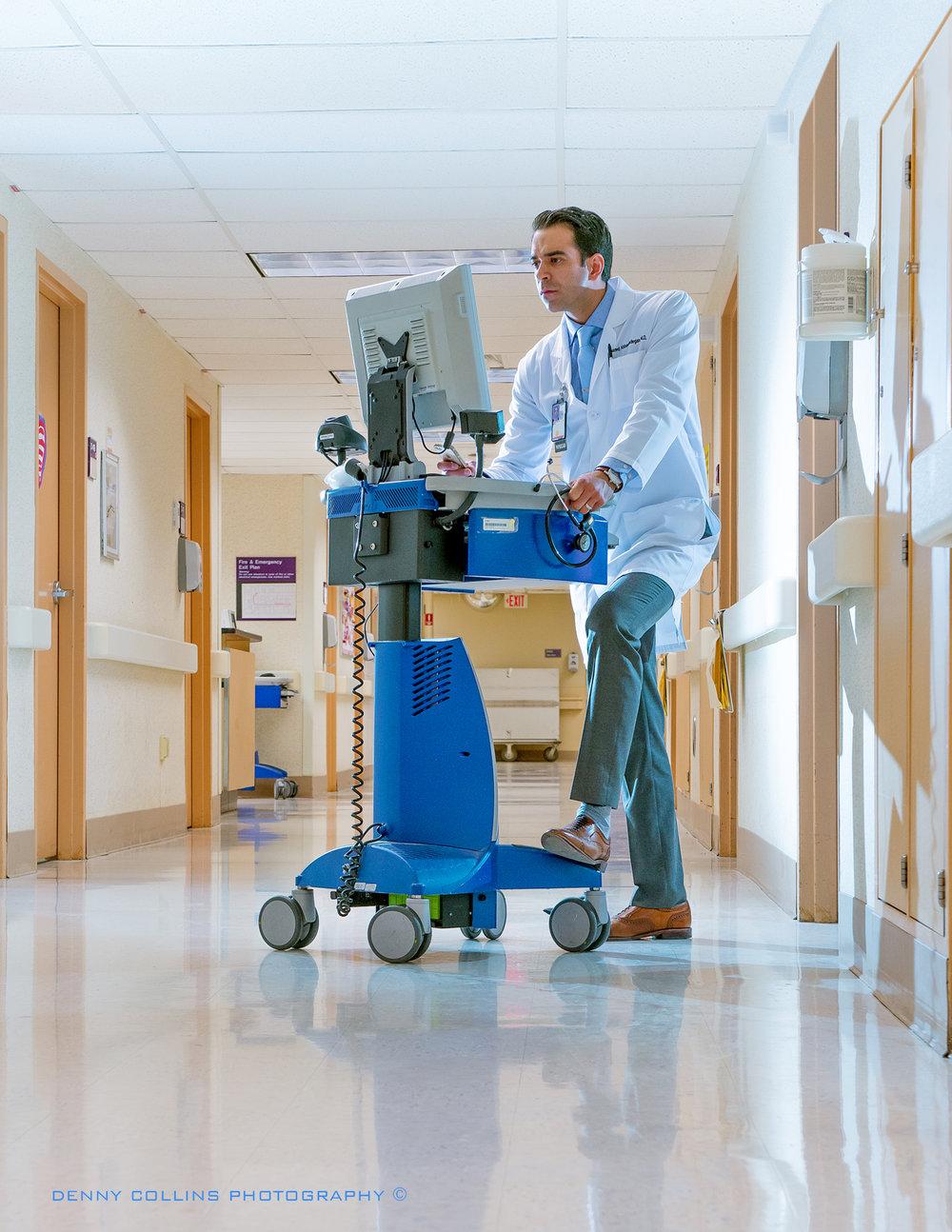 Ahmad Hammad, MD, Oncologist VA Hospital