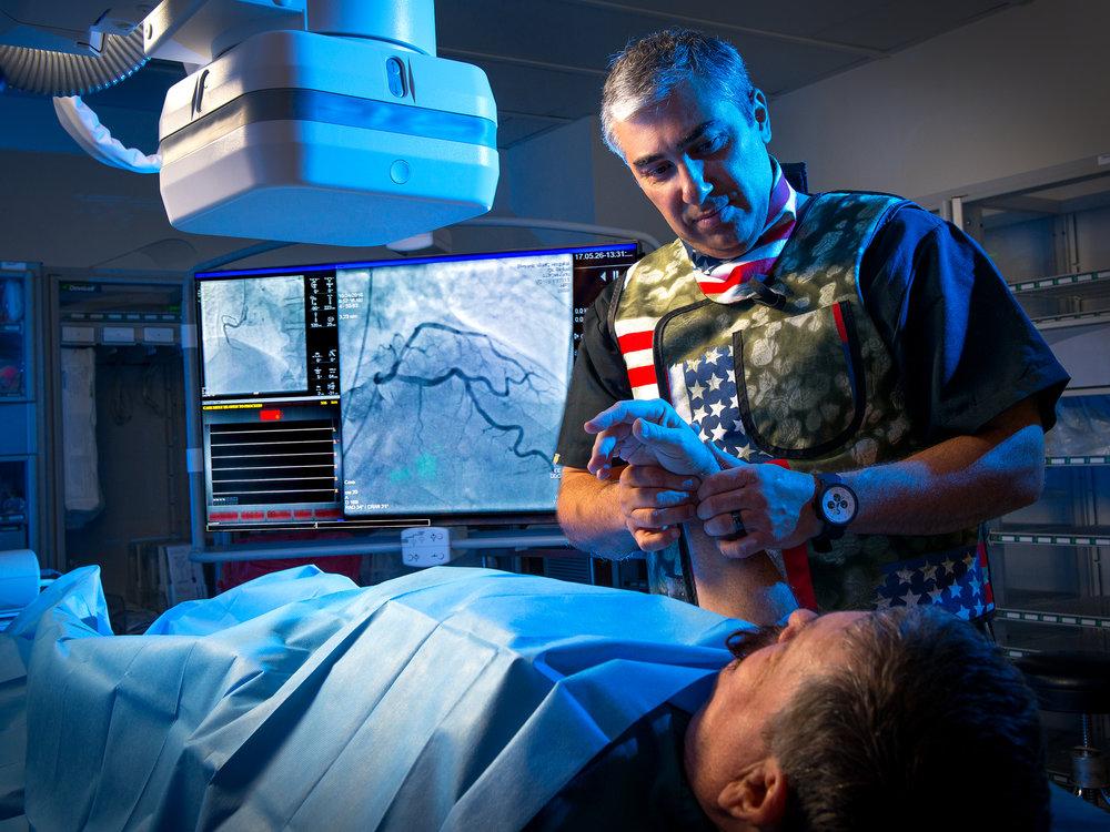 David Biglari, DO, Cardiologist, VA Hospital