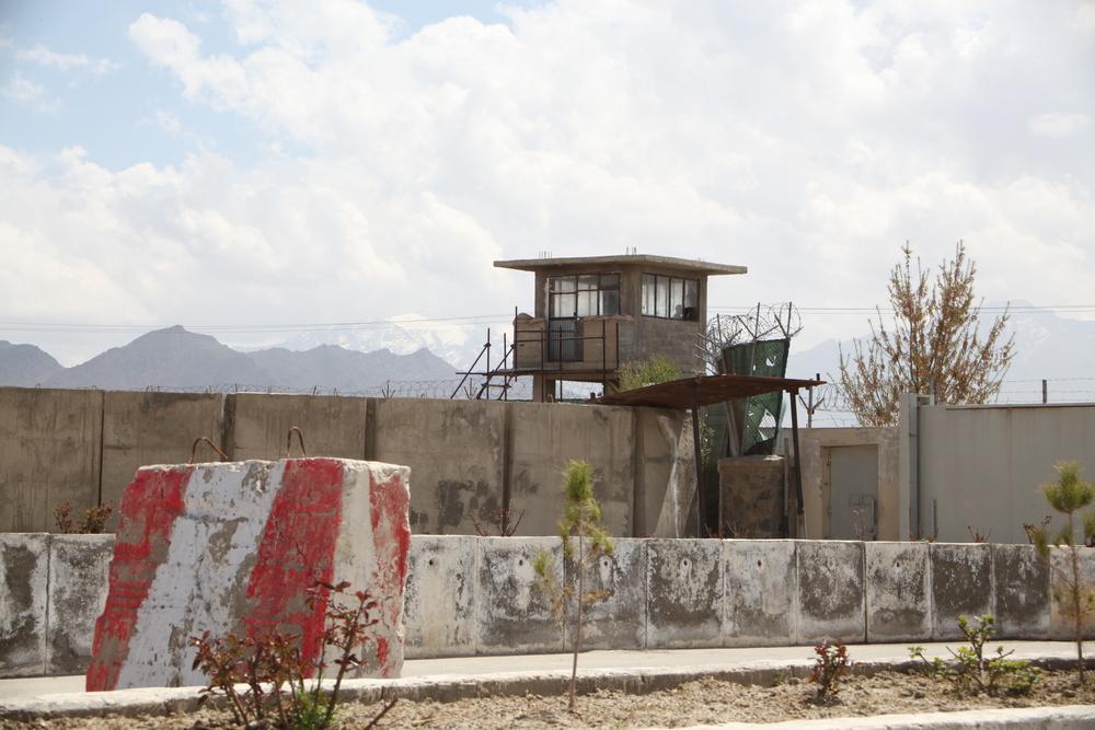 Afghanistan-111 Battalion Military Base � Lisi Raskin
