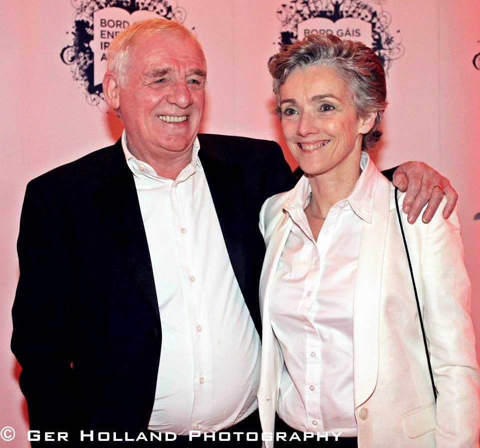 Eamon Dunphy & Jane Gogan
