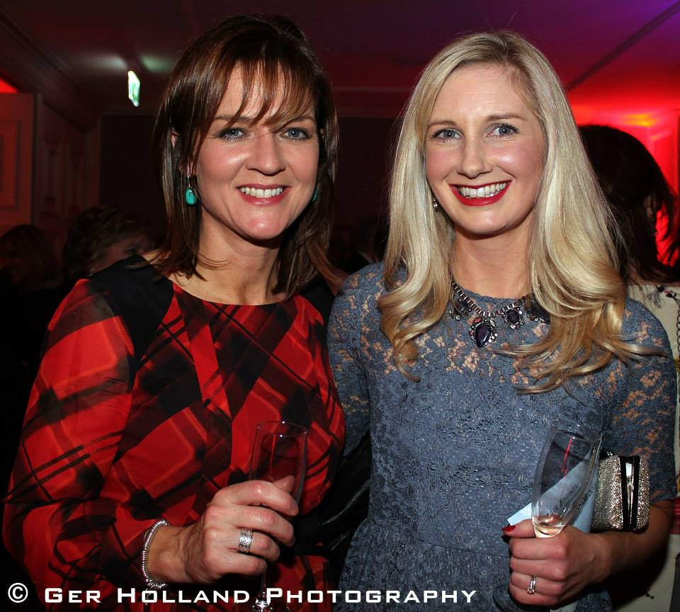 Niamh O' Connor & Caroline Finnerty