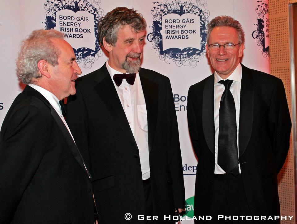 John Banville, Michael Harding & Fintan O' Toole