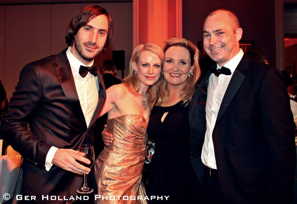 Paul Lynch, Anna Taylor, Anne Marie & Donal Ryan