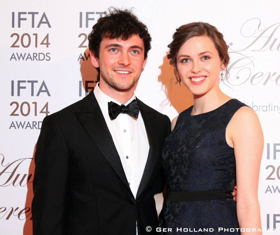 George Blagden & Elinor Crawley
