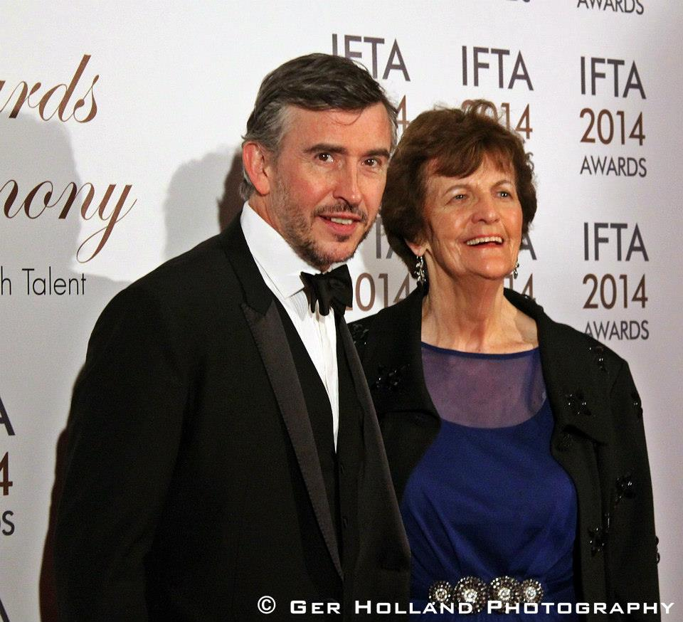 Steve Coogan & Philomena Lee