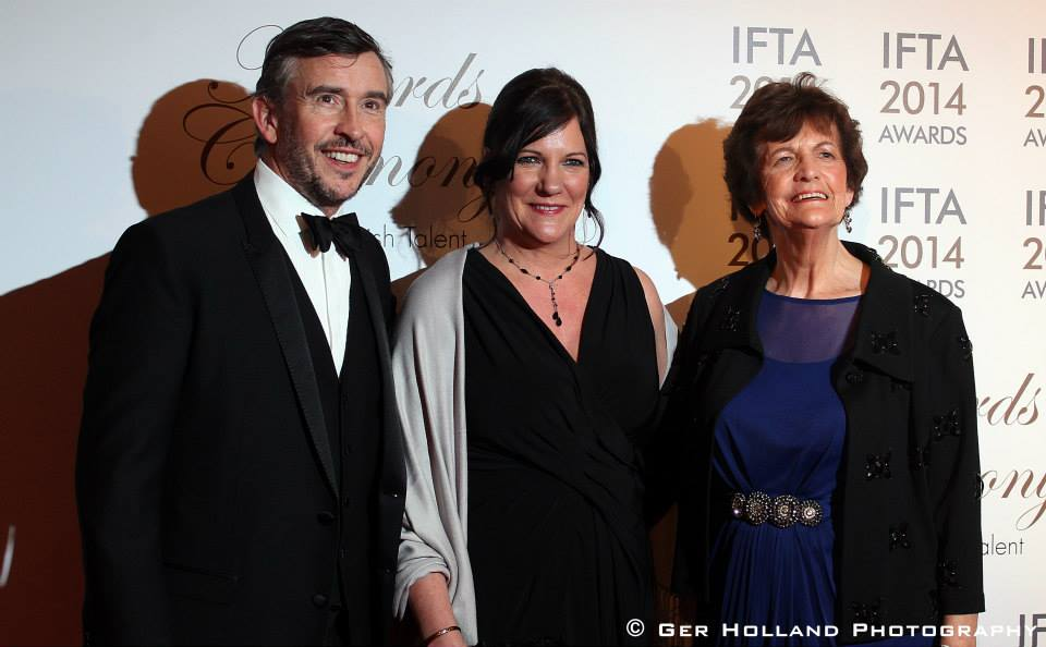 Steve Coogan, Jane Libberton & Philomena Lee