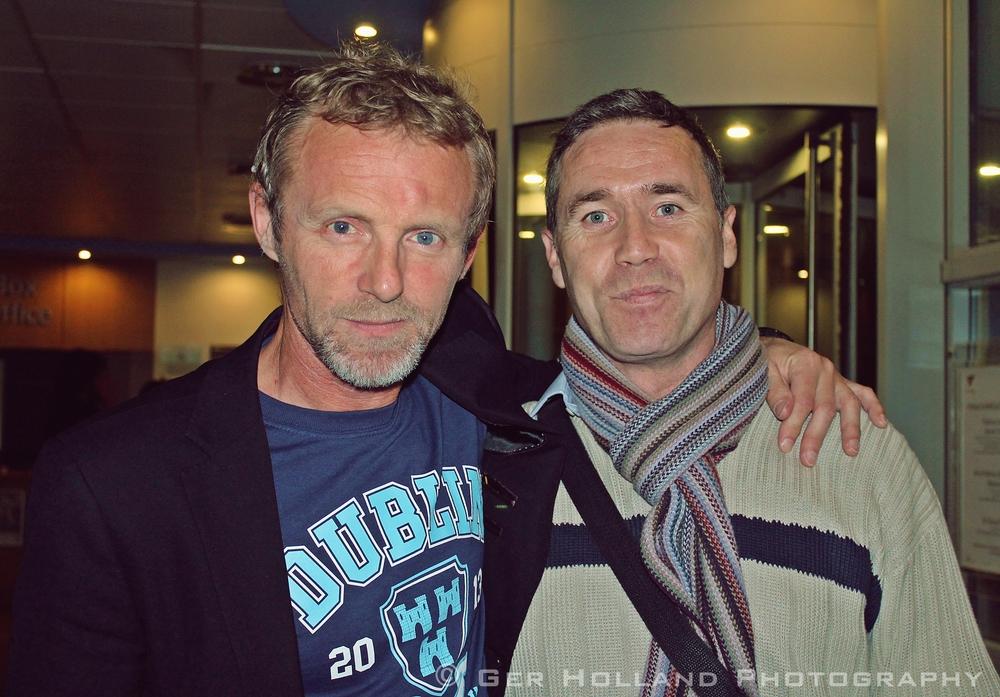 Jo Nesbo & Declan Burke