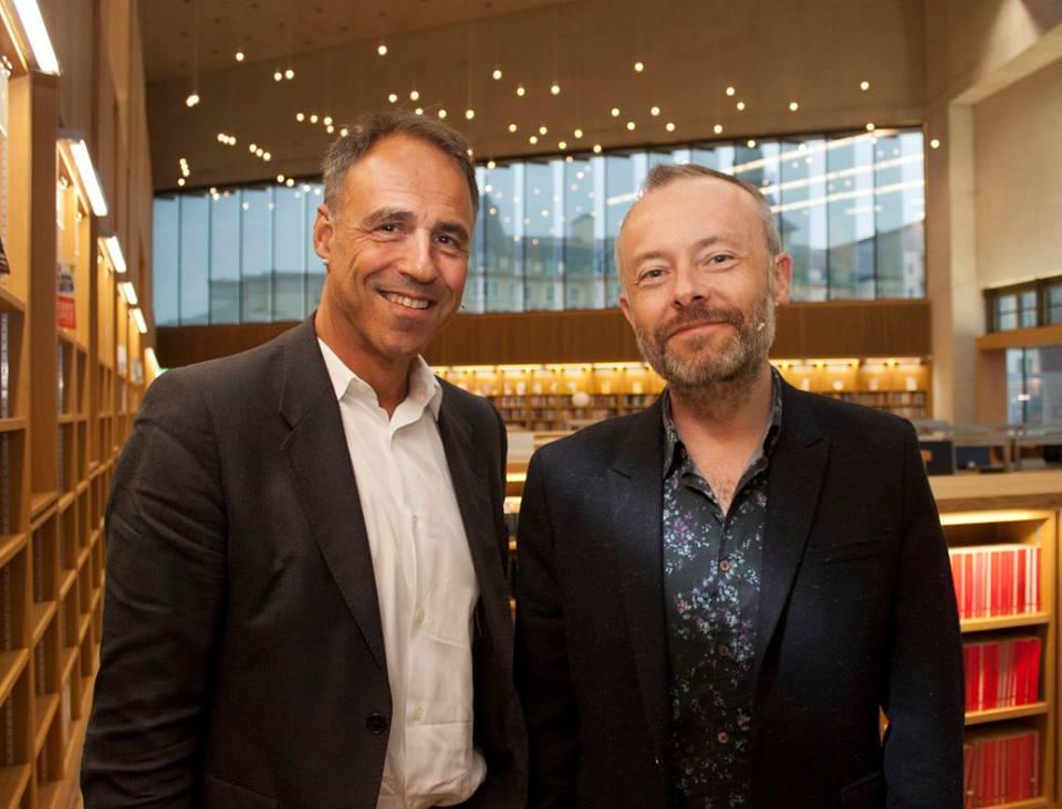 Anthony Horowitz & Rick O' Shea