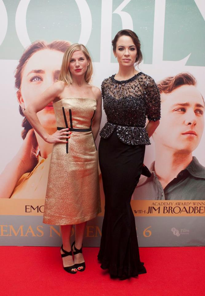 Eva Birthistle & Eve Macklin - Brooklyn 2015