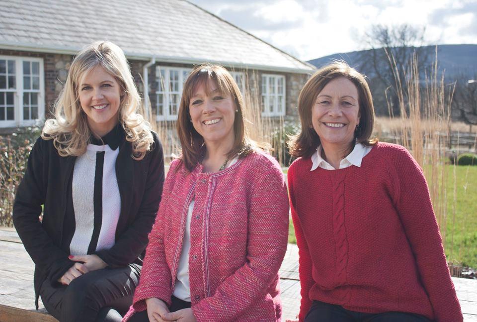 Sinead Moriarty, Evelyn O' Rourke & Sheila O' Flanagan
