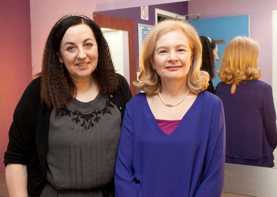 Cathy Cassidy & Judi Curtin